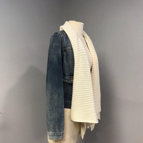 Abercrombie & Fitch jean jacket size Xs